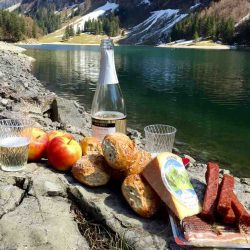 Gesunde Ernährung auf langen Reisen