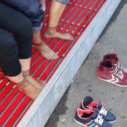 Fußbad - Gegen Fußpilz, Hornhaut und Stress