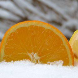 Gegen Erkältung im Winter