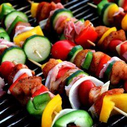 Tipps für gesund und fettarmes Grillen