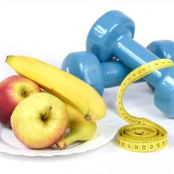 Muskelaufbau - Fitness und Ernährung
