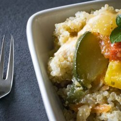 Quinoa - Gesunde Ernährung und gesund abnehmen mit Genuss