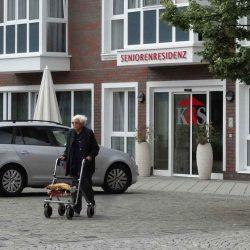 Seniorenbetreuung - Wohnen im Alter mit ambulanter Pflege